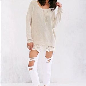 Urban Outfitters Pins and Needles Sweater Small